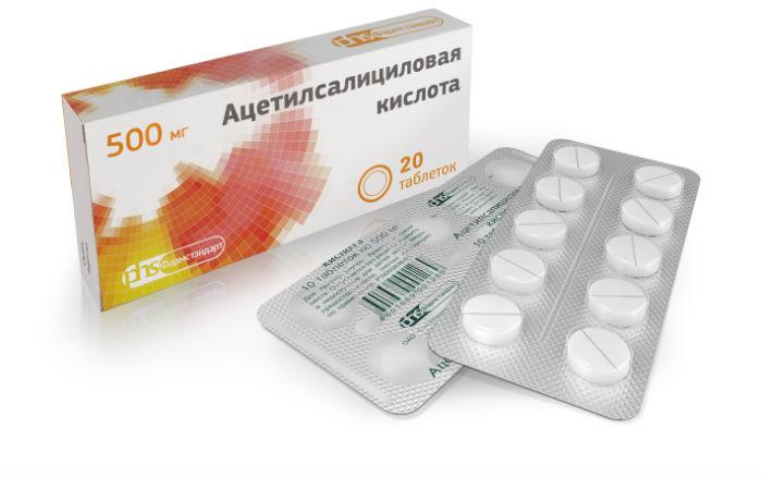 Кислота ацетилсалициловая — инструкция, состав, дозировка, побочные эффекты применения